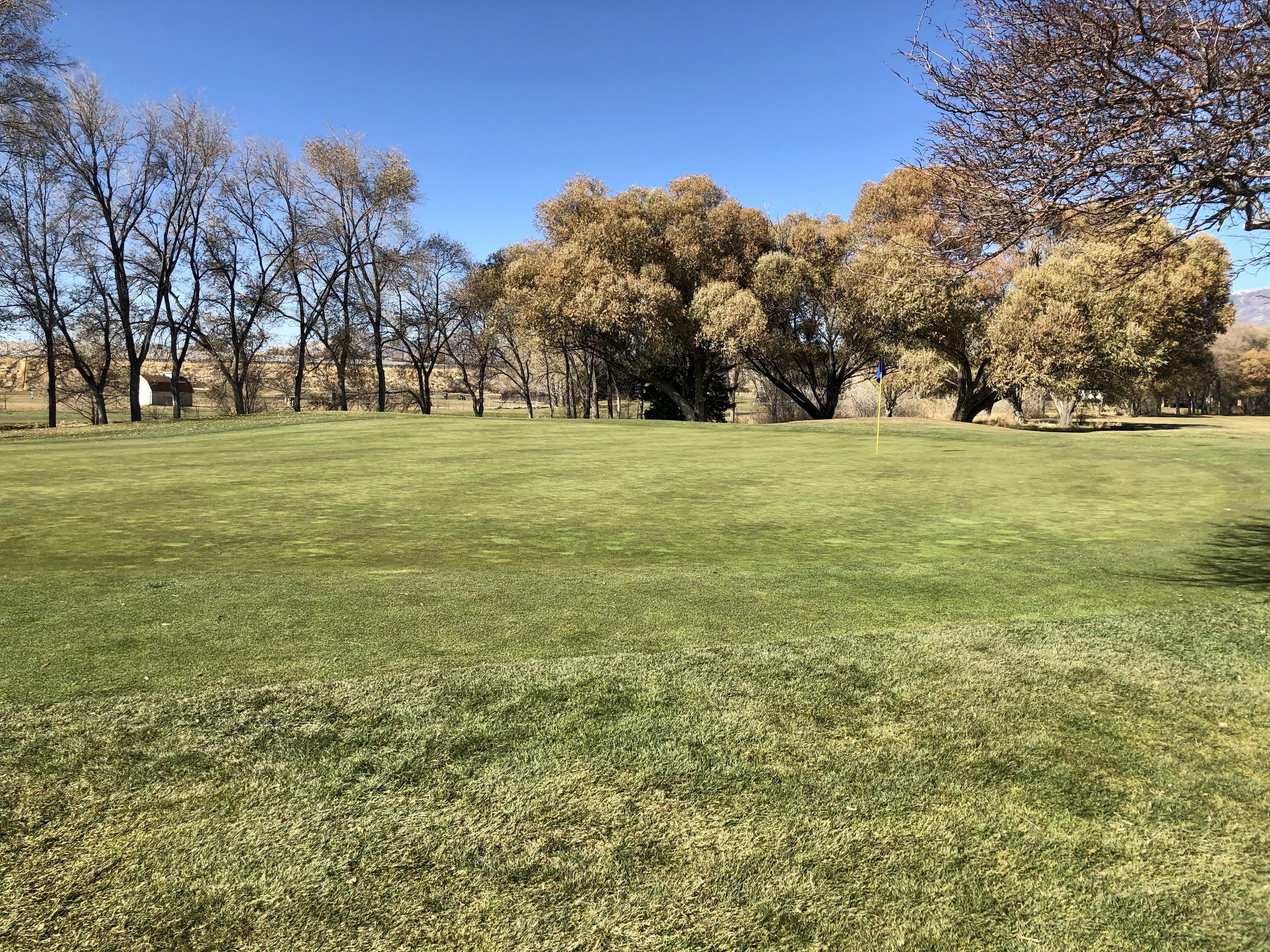 Fox Hollow Golf Course Review - Utah County Golf - Utah ...